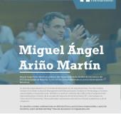 """Conferencia: """"Decisiones y organizaciones""""- Miguel Ángel Ariño Martín"""